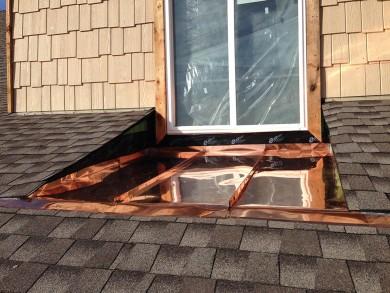 Window Pan Installation