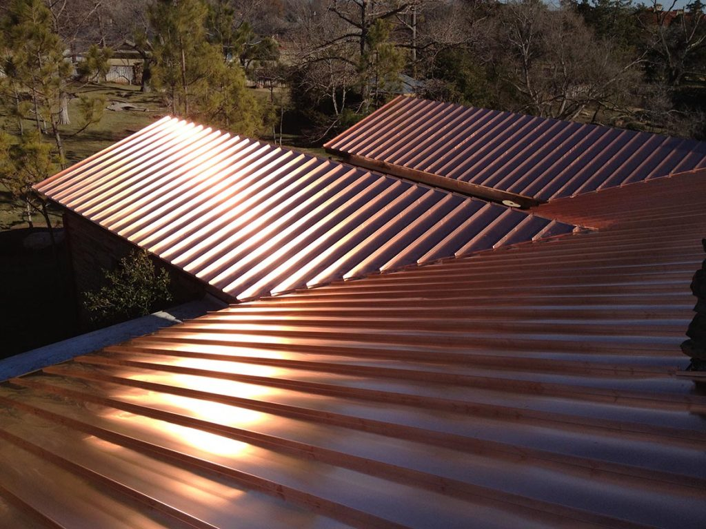 Copper Roofscapes
