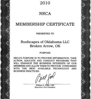 NRCA-001-BW