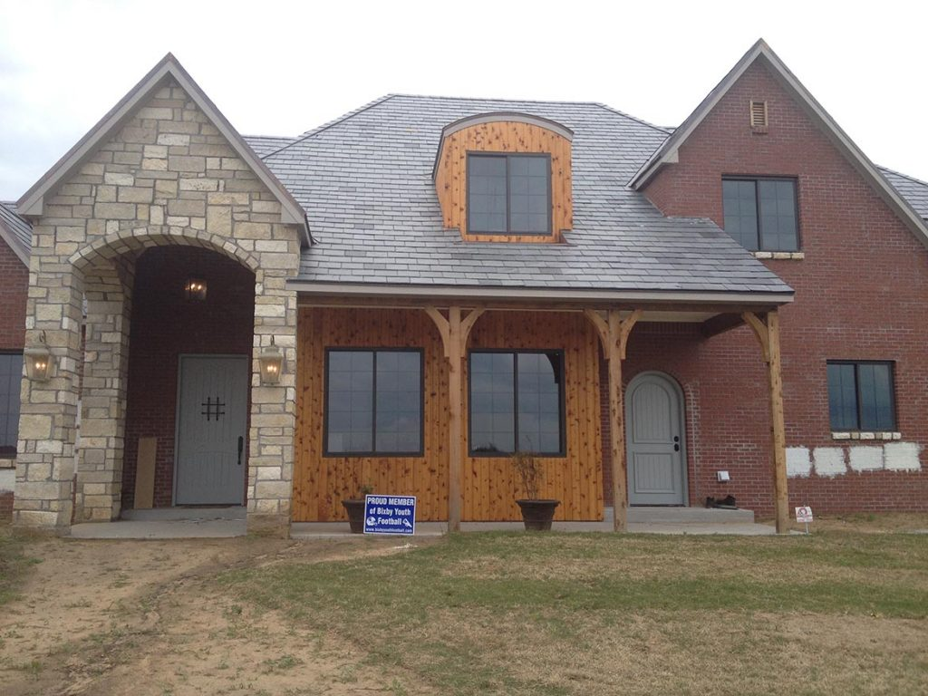 Cedar Plank Siding Roofscapes