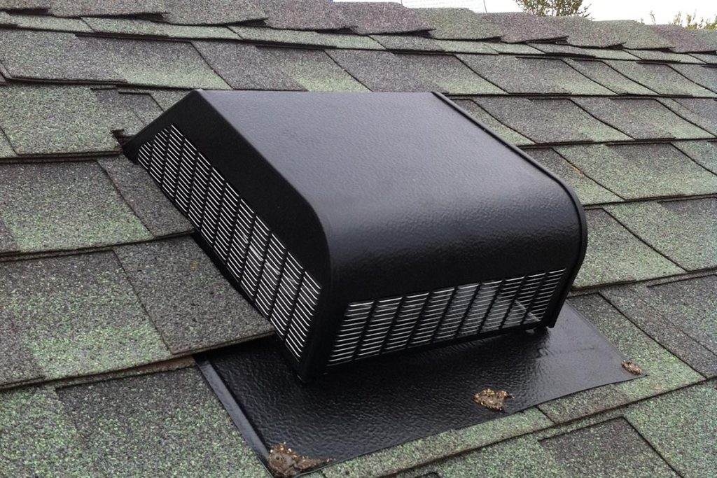 Residential Roof Vents : Lomanco box vent