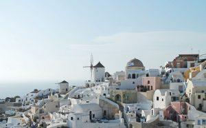 Santorini Rooftops